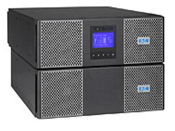 Eaton 9PX8KIRTNBP31 - USV (in Rack montierbar/extern) - Wechselstrom 380/400/415 V - 7200 Watt - 8000 VA - Ethernet 10/100, RS-232, USB