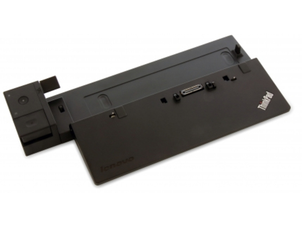 Lenovo ThinkPad Ultra Dock - Port Replicator - 90 Watt - EU - für ThinkPad L540; L560; P50s; T540 (2 cores); T550; T560; W550s; X250