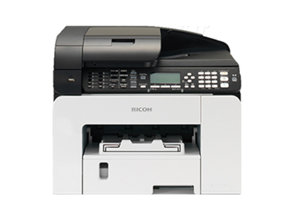 Ricoh Aficio SG 3110SFNw - Multifunktionsdrucker - Farbe - Tintenstrahl - A4 (210 x 297 mm) (Original) - A4 (Medien)