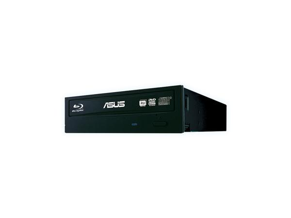 ASUS BC-12D2HT - Laufwerk - DVD±RW (±R DL) / DVD-RAM / BD-ROM - 12x - Serial ATA - intern