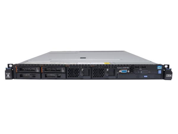 IBM Server X3550 M4 7914 1U 1x 2630v2 8GB 2.5