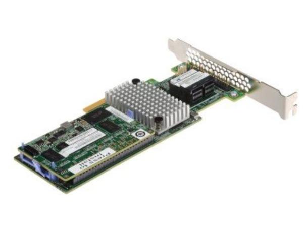 Lenovo ServeRAID M5210 - Speichercontroller (RAID) - 8 Sender/Kanal - SATA 6Gb/s / SAS 12Gb/s Low Profile - 1200 MBps - RAID 0, 1, 10