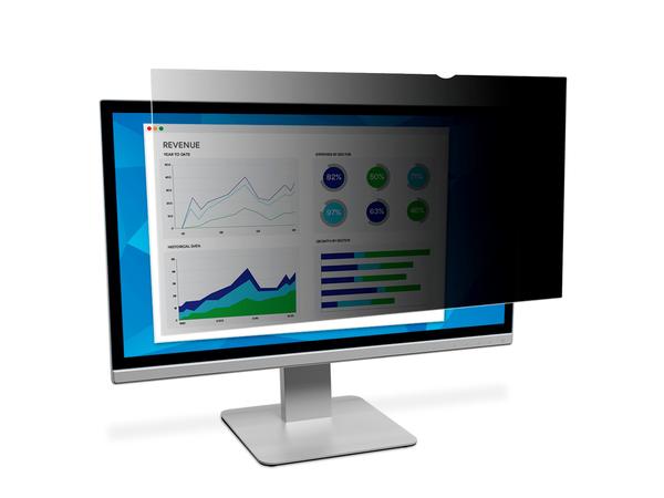 3M PF20.0W9 Blickschutzfilter Standard für Desktops 50,8 cm Weit (entspricht 20,0
