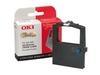 OKI - 1 - Schwarz - Farbband - für Microline 320 FB, 390 FB