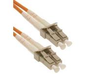 Fujitsu - Netzwerkkabel - LC Multi-Mode (M) bis LC Multi-Mode (M) - 5 m - Glasfaser - 50/125 Mikrometer