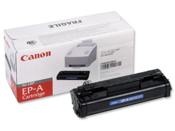 Canon EP-A - Schwarz - Original - Tonerpatrone - für LBP-460, 460 PS, 460 WPS, 465, 465 WPS, 660, 660 WPS