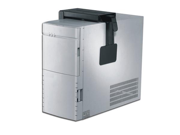 NewStar CPU-D100 - Montageset - under-desk mountable - Schwarz