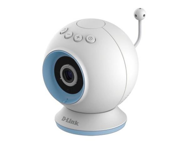 D-Link DCS-825L EyeOn Baby Monitor - Baby-Überwachungskamera - drahtlos - 1 Kamera(s) - CMOS