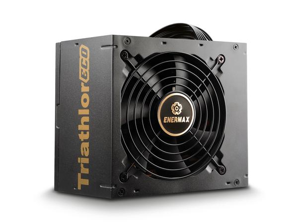 Enermax Triathlor Eco ETL550AWT-M - Stromversorgung ( intern ) - 80 PLUS Bronze - Wechselstrom 100-240 V - 550 Watt - aktive PFC