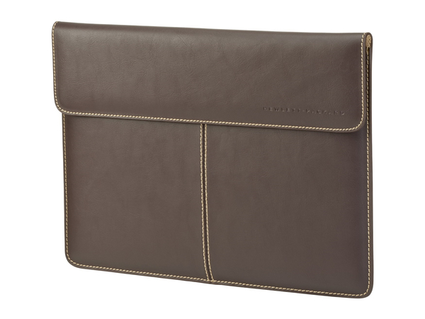 HP Leather Sleeve - Notebook-Tasche - 33.8 cm (13.3