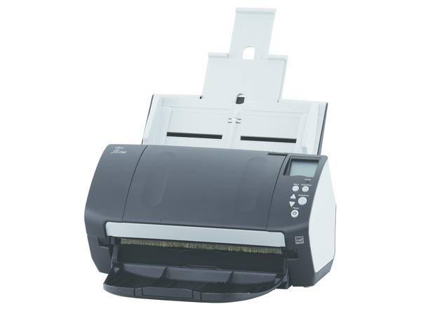 Fujitsu fi-7180 - Dokumentenscanner - Duplex - 216 x 355.6 mm - 600 dpi x 600 dpi - bis zu 80 Seiten/Min. (einfarbig) / bis zu 80 Seiten/Min. (Farbe)