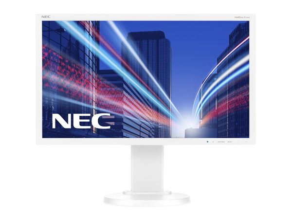 NEC MultiSync E224Wi - LED-Monitor - 55.9 cm (22