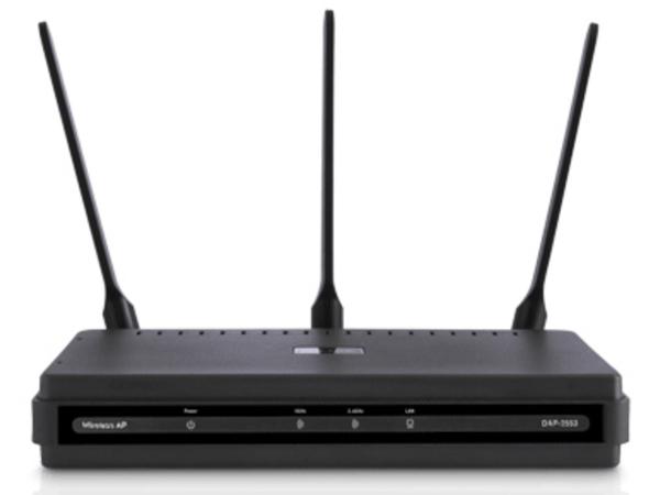 D-Link DAP-2553   W-LAN  N AccessP. PoE Dualb.       300MBit retail
