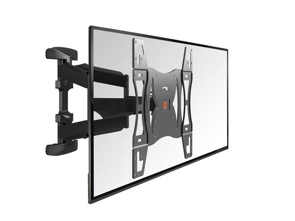 Vogels BASE 45 L - Wandhalterung für Plasma/LCD/TV ( Neigen und drehen ) - Schwarz - Bildschirmgröße: 101.6-165.1 cm ( 40
