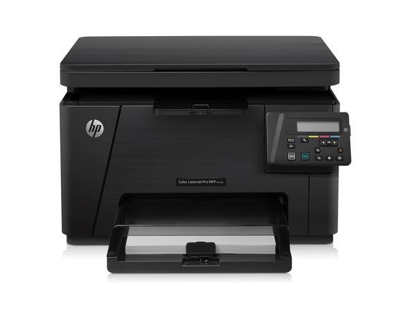 HP LaserJet Pro MFP M176n - Multifunktionsdrucker - Farbe - Laser - 216 x 297 mm (Original) - A4/Legal (Medien)