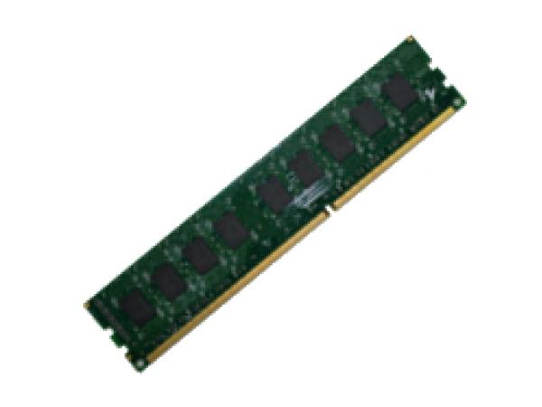 QNAP - DDR3 - 4 GB - DIMM 240-PIN - 1600 MHz / PC3-12800 - ungepuffert