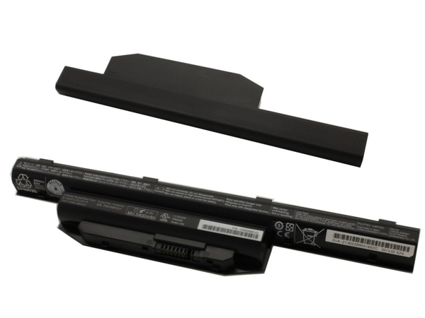 Fujitsu First Battery - Laptop-Batterie - 1 x 6 Zellen 7700 mAh - für LIFEBOOK S904, S935