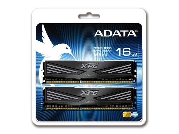 DDR3 16GB PC 1600 CL9  ADATA KIT (2x8GB) XPG V1.0 (b) retail