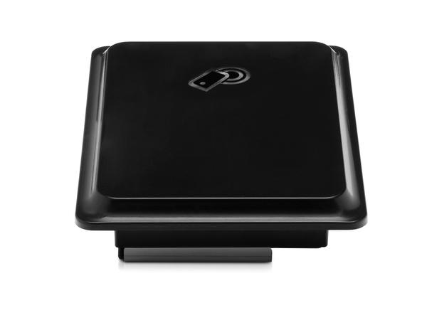 HP JetDirect 2800w - Druckserver - 802.11b, 802.11g, NFC - für LaserJet Enterprise MFP M525, MFP M680; LaserJet Enterprise Flow MFP M680, MFP M880