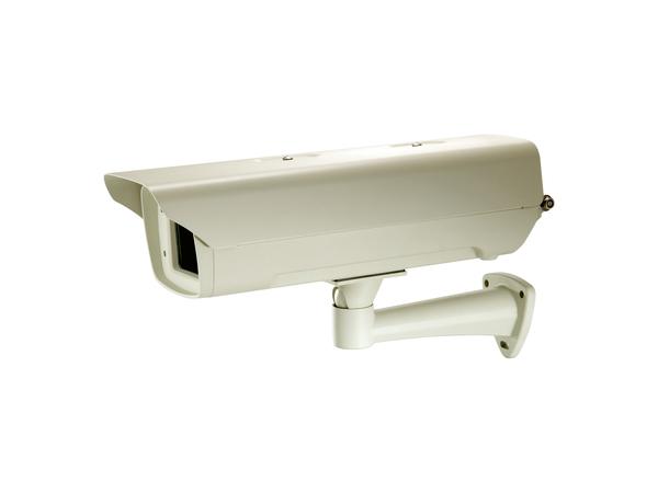 LevelOne BOH-1400 - Kameragehäuse - mit blower, heater, sunshield - Innenbereich, Außenbereich - beige
