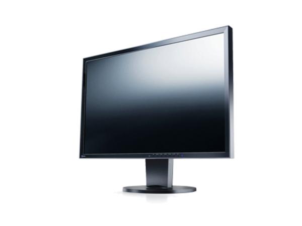 EIZO FlexScan EV2416WFS3, 61 cm (24 Zoll), 1920 x 1200 Pixel, LED, 5 ms, 250 cd/m², Schwarz