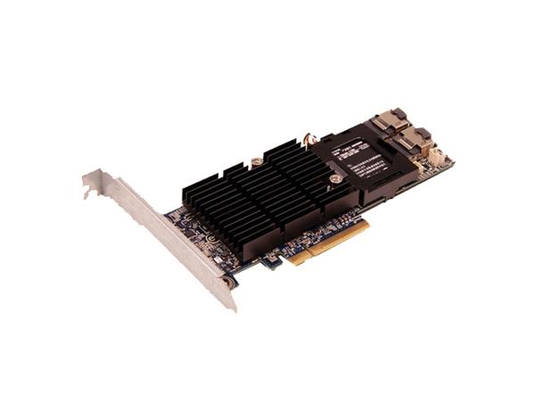 Dell PERC H710p - Speichercontroller (RAID) - 8 Sender/Kanal - SATA 6Gb/s / SAS 6Gb/s - 600 MBps - RAID 0, 1, 5, 6, 10, 50, 60