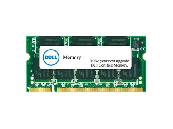 Dell - DDR3L - 8 GB - SO DIMM 204-PIN - 1600 MHz / PC3-12800 - ungepuffert