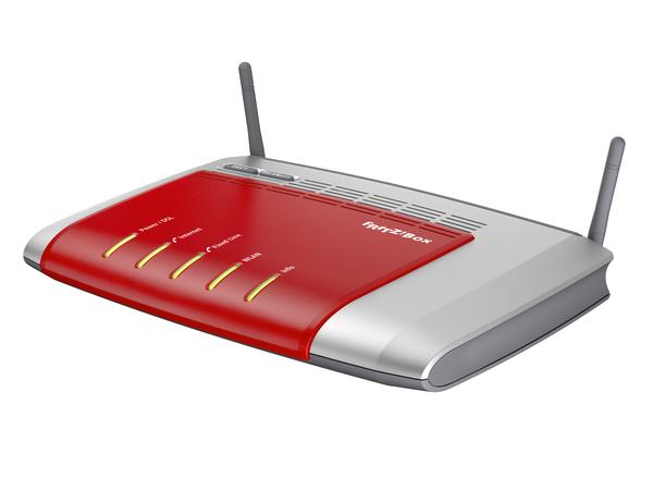 AVM FRITZ!Box 7272 - Wireless Router - DSL-Modem - 4-Port-Switch - GigE - 802.11b/g/n