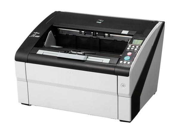 Fujitsu fi-6800 - Dokumentenscanner - Duplex - A3 - 600 dpi x 600 dpi - bis zu 130 Seiten/Min. (einfarbig) / bis zu 130 Seiten/Min. (Farbe)