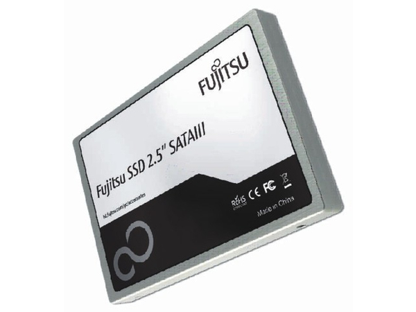 Fujitsu - Solid-State-Disk - 256 GB - 6.4 cm (2.5