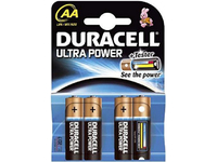 Duracell Ultra MX1500 - Batterie 4 x AA Alkalisch