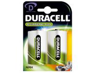 Duracell Supreme HR20 - Batterie 2 x D NiMH 2200 mAh
