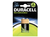 Duracell Recharge Ultra - Batterie 6HR61 NiMH 170 mAh
