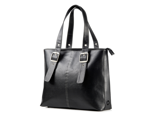 HP Ladies Black Tote - Notebook-Tasche - 39.6 cm (15.6