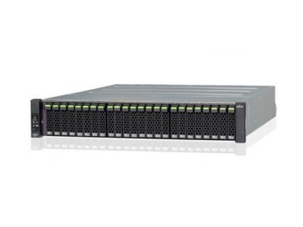 Fujitsu ETERNUS DX 100 S3 Controller Enclosure - Speichergehäuse - 24 Schächte (SAS-3) x 0 - Rack - einbaufähig - 2U