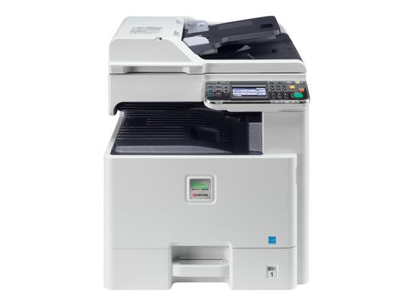 Kyocera FS-C8520MFP/KL3 - Multifunktionsdrucker - Farbe - Laser - 297 x 432 mm (Original) - A3 (Medien)