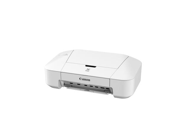 Canon PIXMA iP2850 - Drucker - Farbe - Tintenstrahl - A4/Legal - bis zu 8 ipm (s/w) / bis zu 4 ipm (Farbe)