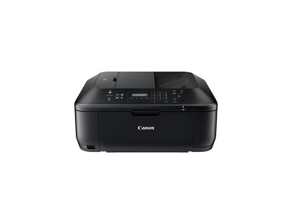 Canon PIXMA MX535 - Multifunktionsdrucker - Farbe - Tintenstrahl - A4 (210 x 297 mm), Legal (216 x 356 mm) (Original) - A4/Legal (Medien) - bis zu 9.7 ipm (Drucken) - 100 Blatt - 33.6 Kbps - U