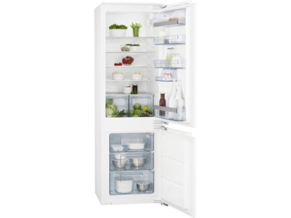 Aeg Santo Kühlschrank Mit Gefrierfach : Leasing haushaltsgeräte aeg scs f santo weiß einbau kühl