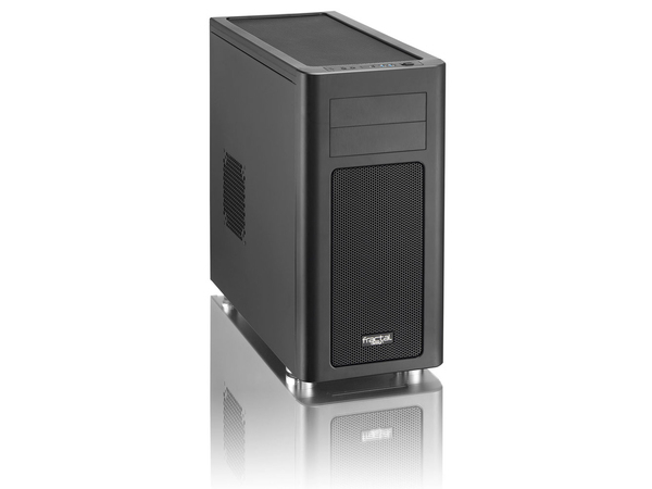 Fractal Design Arc Midi R2 - Midi Tower - ATX - ohne Netzteil ( ATX ) - Schwarz - USB/Audio