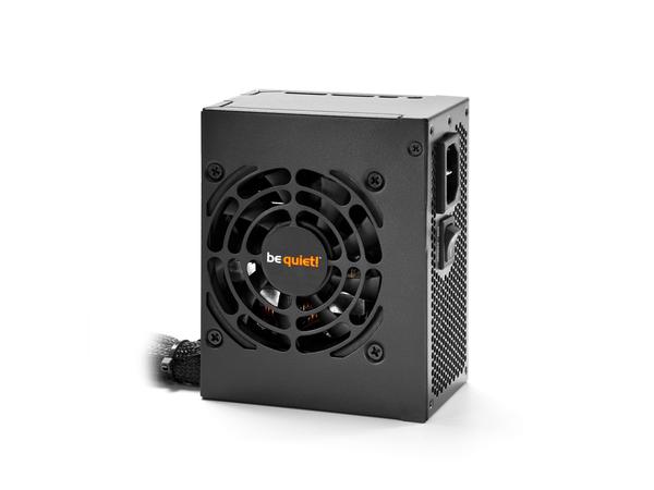 be quiet! SFX Power 2 400W, 400 W, 110 - 240, 450 W, 50 - 60, +12V1,+12V2,+3.3V,+5V,+5Vsb,-12V, Aktiv