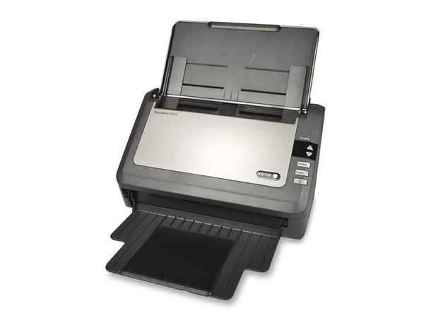 Xerox DocuMate 3125 - Einzelblatt-Scanner - Duplex - 216 x 965 mm - 600 dpi - automatischer Dokumenteneinzug (50 Blätter)