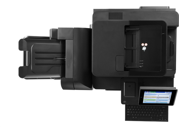 HP LaserJet Enterprise Flow MFP M680z - Multifunktionsdrucker - Farbe - Laser - Legal (216 x 356 mm) (Original) - A4/Legal (Medien)