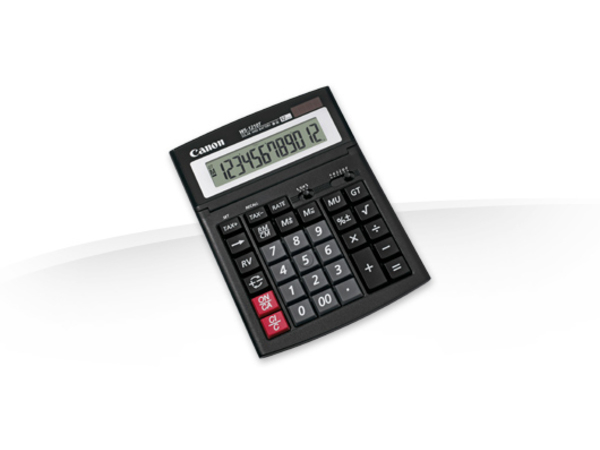 WS-1210T CALCULATOR