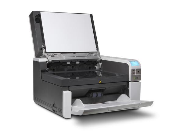 Kodak i3450 - Dokumentenscanner - Duplex - 305 x 864 mm - 600 dpi x 600 dpi - bis zu 90 Seiten/Min. (einfarbig) / bis zu 80 Seiten/Min. (Farbe)