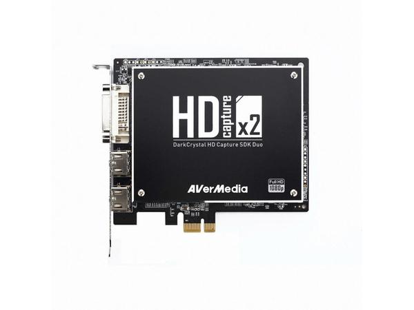AVERMEDIA DarkCrystal HD Capture SDK Duo