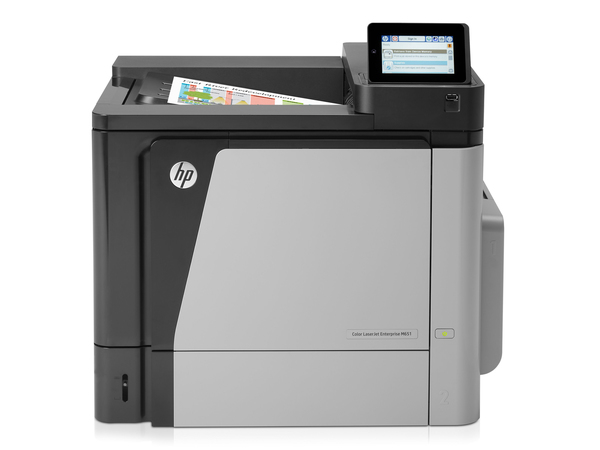 HP Color LaserJet Enterprise M651dn - Drucker - Farbe - Duplex - Laser - A4/Legal