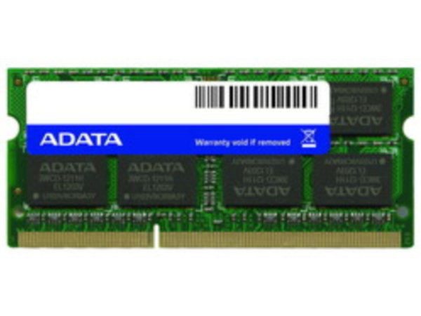 SO DDR3  4GB PC 1600 CL11 ADATA Value 1,35V