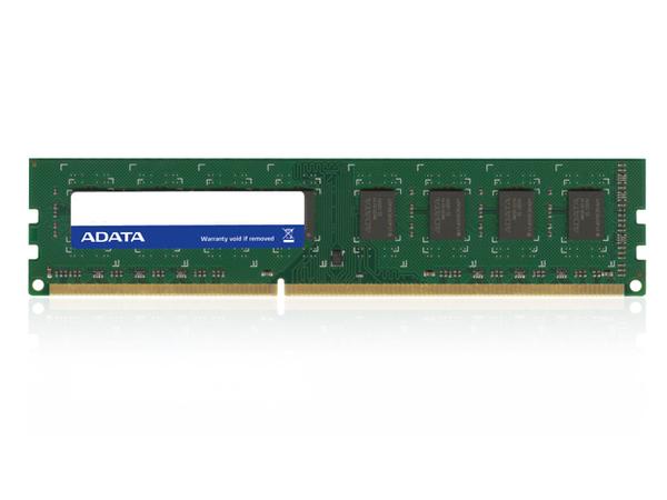 DDR3  4GB PC 1600 CL11 ADATA Value 1,35V