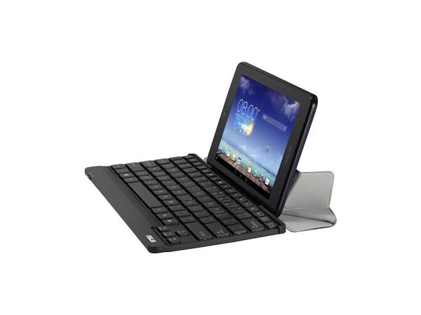 ASUS TransKeyboard - Tastatur - Bluetooth - Schwarz - für PadFone A80, A86; PadFone mini 4.3; Transformer Pad TF103, TF303; VivoTab Note 8
